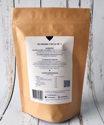 Granola Superfernand Chocolat Cacahuète